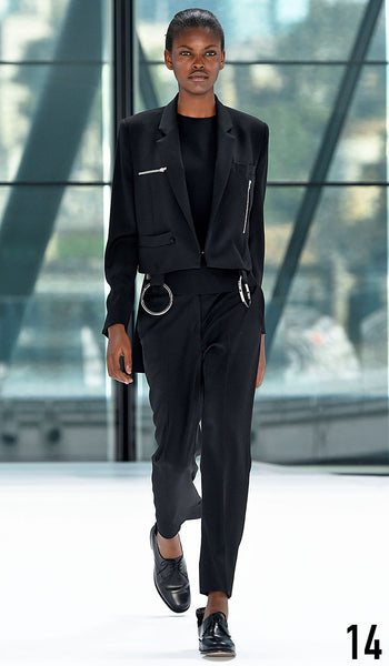 Preen By Thornton Bregazzi Spring Summer 2016 Look 14