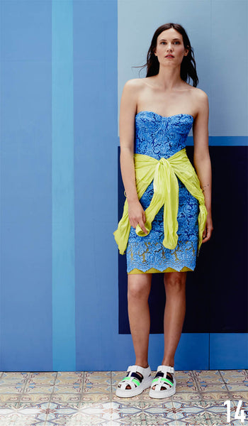Preen By Thornton Bregazzi Resort 2015 Look 14