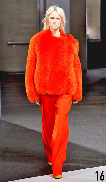 Preen By Thornton Bregazzi Autumn Winter 2014 Look 16