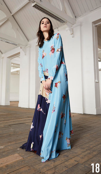 PREEN LINE PRE FALL 19 LOOK 18 Selena Dress.