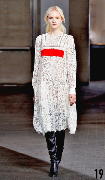 Preen By Thornton Bregazzi Autumn Winter 2014 Look 19