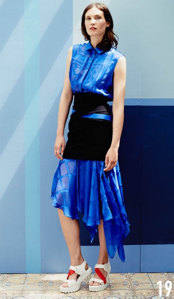 Preen By Thornton Bregazzi Resort 2015 Look 19