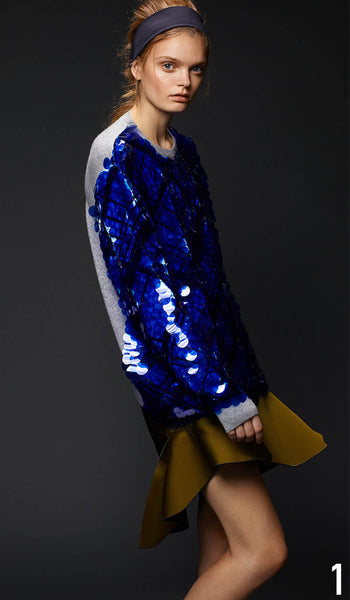 Preen By Thornton Bregazzi Pre Fall 2015 Look 1