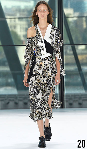 Preen By Thornton Bregazzi Spring Summer 2016 Look 20