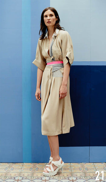 Preen By Thornton Bregazzi Resort 2015 Look 21