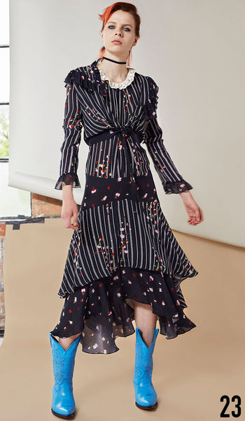 PREEN LINE RESORT 2017 LOOK 23