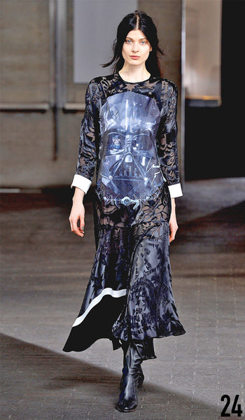 Preen By Thornton Bregazzi Autumn Winter 2014 Look 24