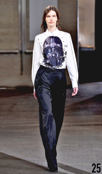 Preen By Thornton Bregazzi Autumn Winter 2014 Look 25
