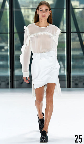 Preen By Thornton Bregazzi Spring Summer 2016 Look 25