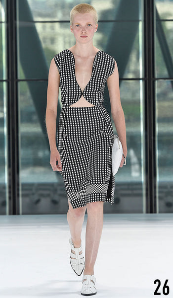 Preen By Thornton Bregazzi Spring Summer 2016 Look 26