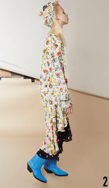 PREEN LINE RESORT 2017 LOOK 2