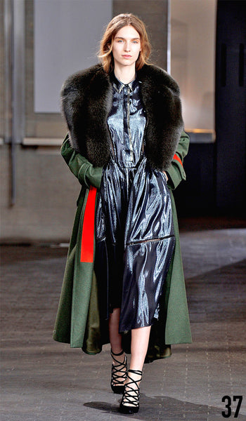 Preen By Thornton Bregazzi Autumn Winter 2014 Look 37