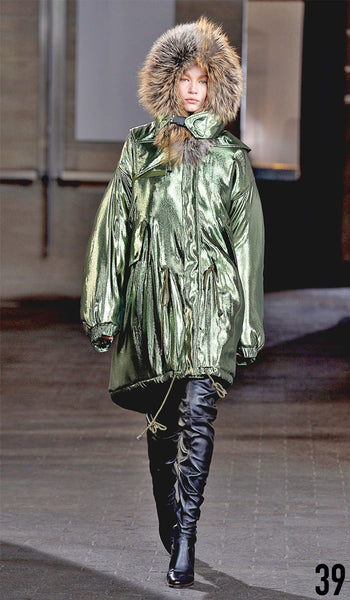 Preen By Thornton Bregazzi Autumn Winter 2014 Look 39