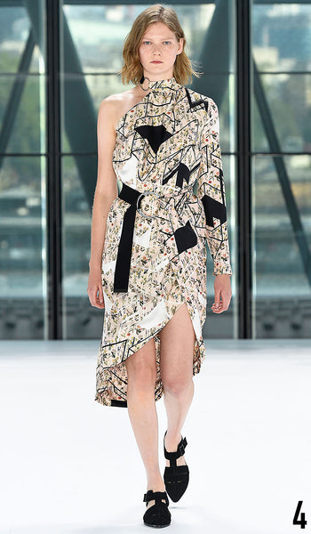 Preen By Thornton Bregazzi Spring Summer 2016 Look 4