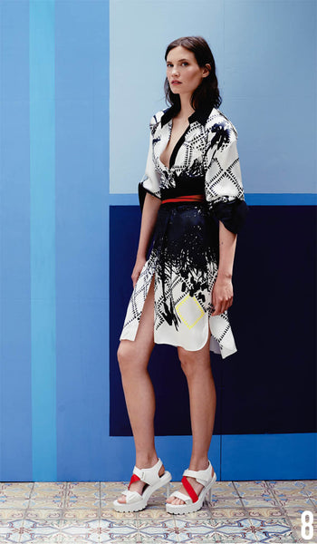 Preen By Thornton Bregazzi Resort 2015 Look 8