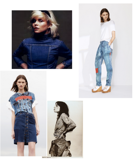 Preen Line denim inspiration