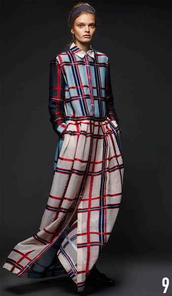 Preen By Thornton Bregazzi Pre Fall 2015 Look 9
