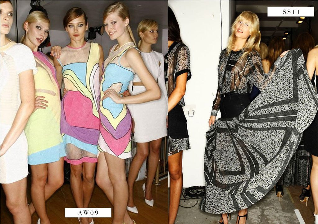 Preen AW09 and SS11 behind the scenes