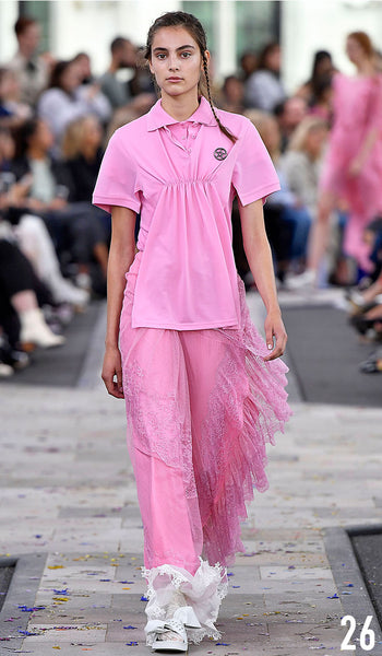 Preen By Thornton Bregazzi Spring Summer 2017 Look 26