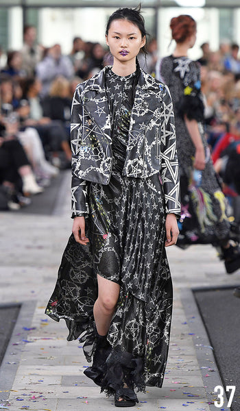 Preen By Thornton Bregazzi Spring Summer 2017 Look 37