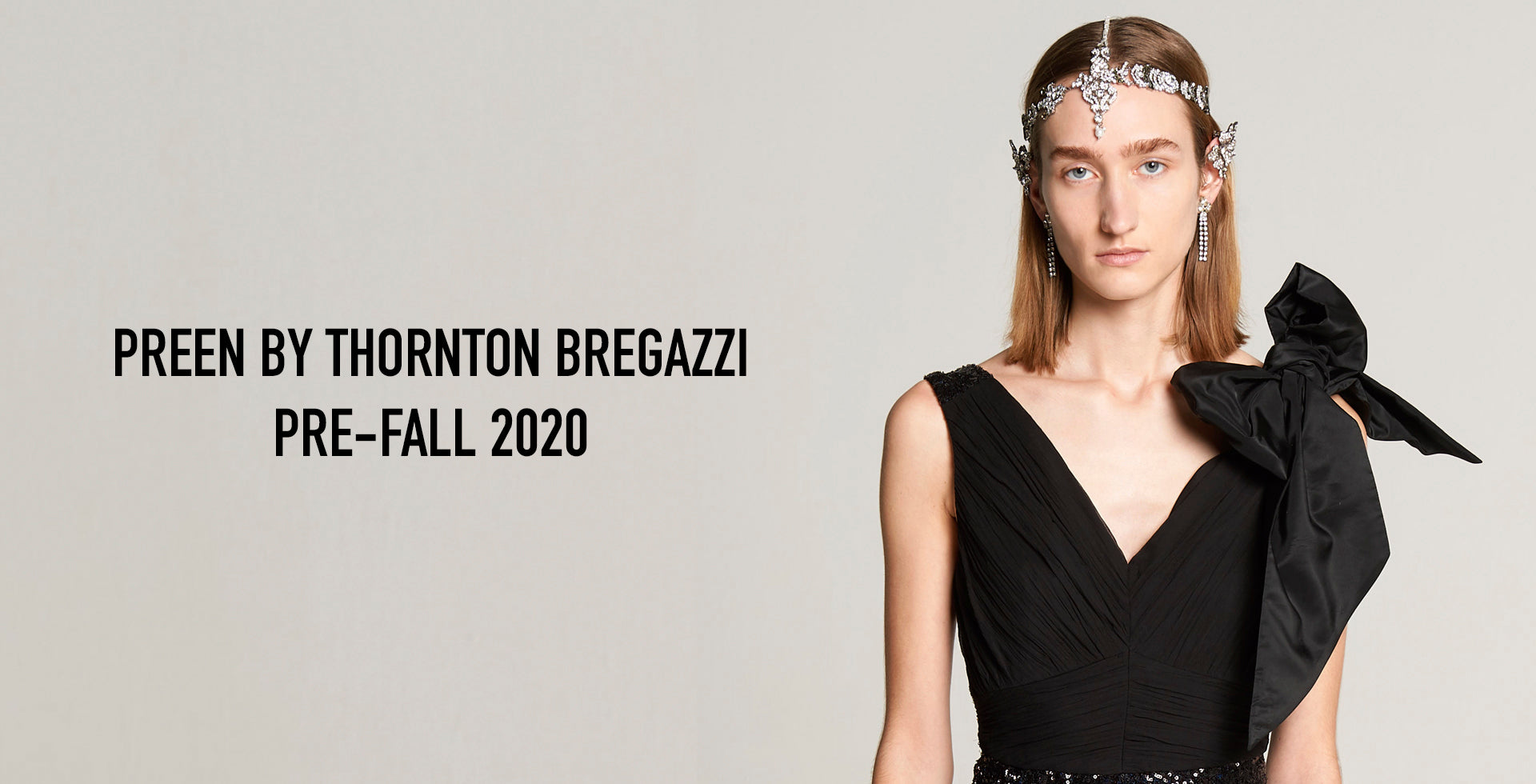 PREEN BY THORNTON BREGAZZI PRE-FALL 2020 COLLECTION