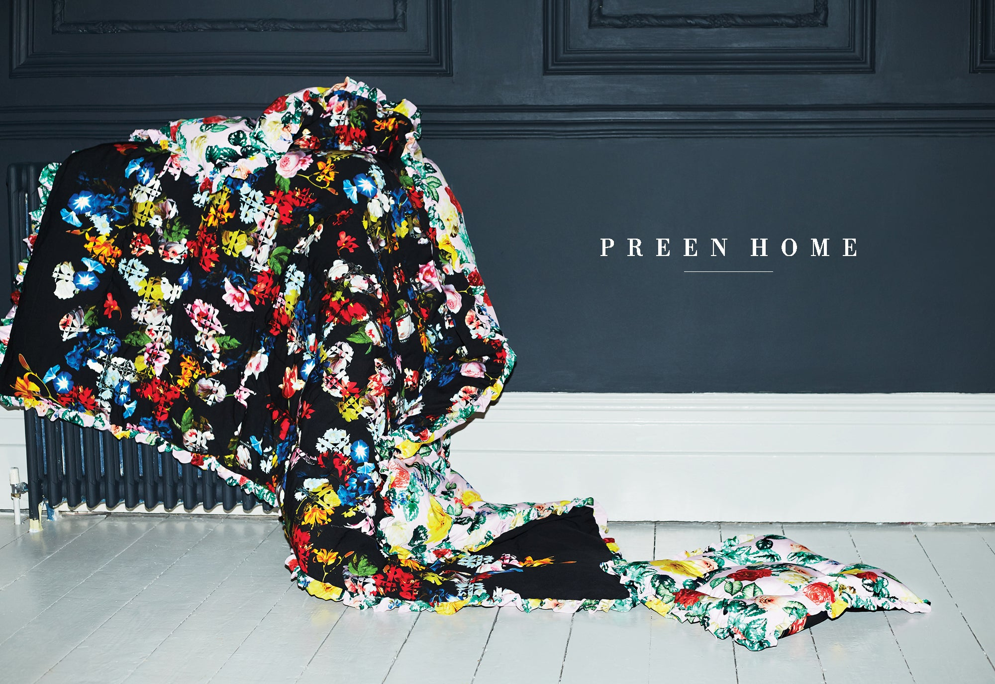 Preen Home introduces candles and notebooks by Preen by Thornton Bregazzi
