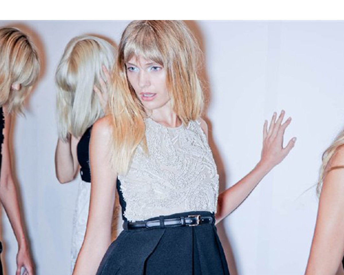 Preen SS11 behind the scenes
