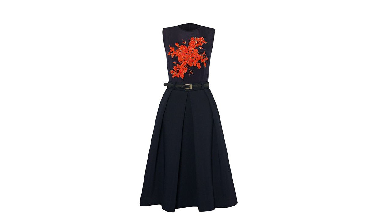 Preen by Thornton Bregazzi Lisa Armstrong dress