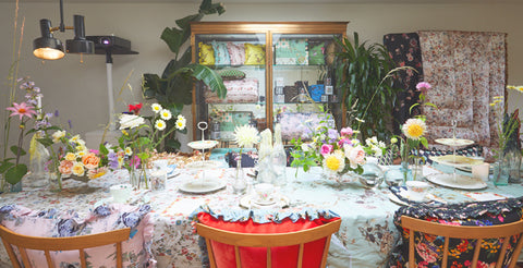 Preen by Thornton Bregazzi and Matchesfashion.com celebrate launch of exclusive supper set with afternoon tea