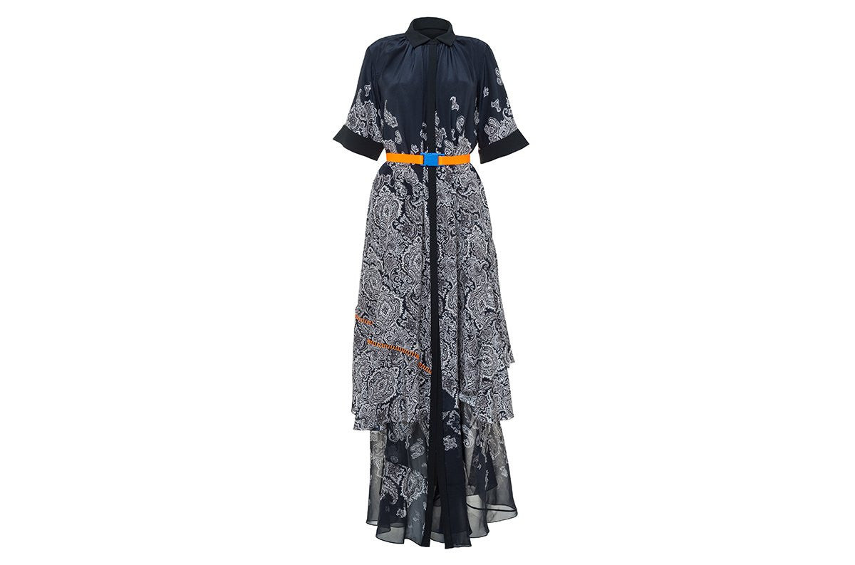 Yasmin Sewell Preen by Thornton Bregazzi dress