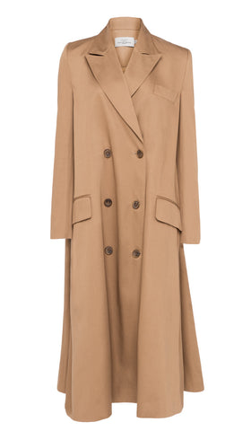RE17 HARRISON COAT TAN