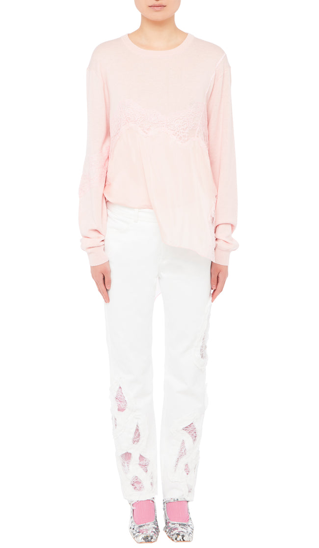 SS18 CAIA KNIT PINK