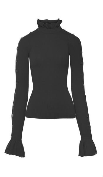AMANDA JUMPER BLACK