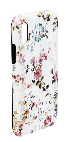 IPHONE CASE NUDE PLASTIC FLOWER
