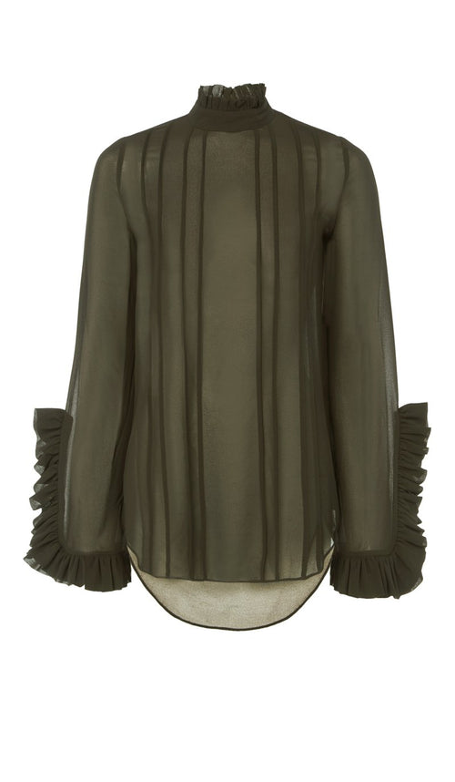 CATALINA BLOUSE KHAKI