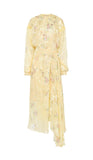 Doreen Dress Yellow Garland