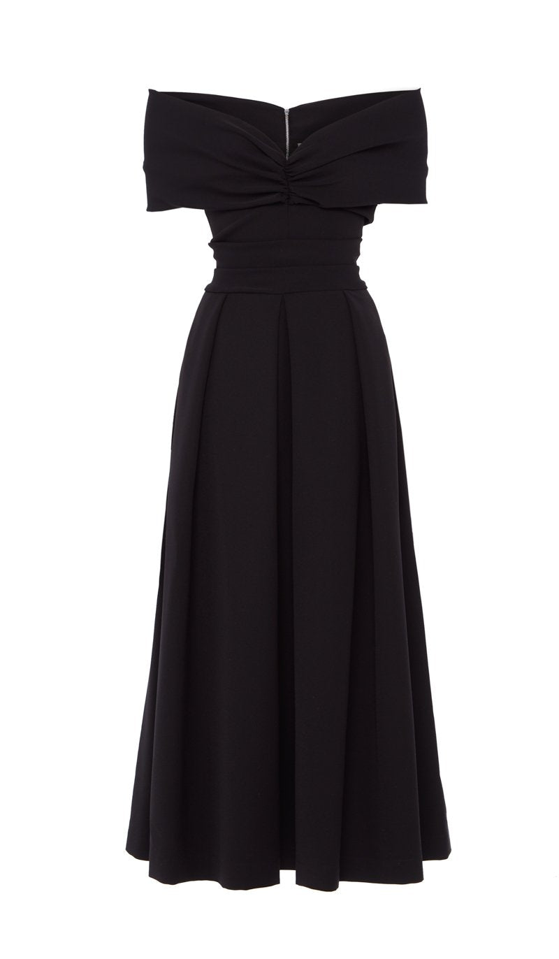 Black Daniella Dress
