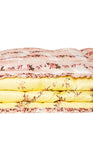 PEACH PETAL CHAIN QUILTED EIDERDOWN