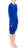 Alexandra Dress Electric Blue