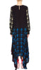 Plaid Combo Coco Dress