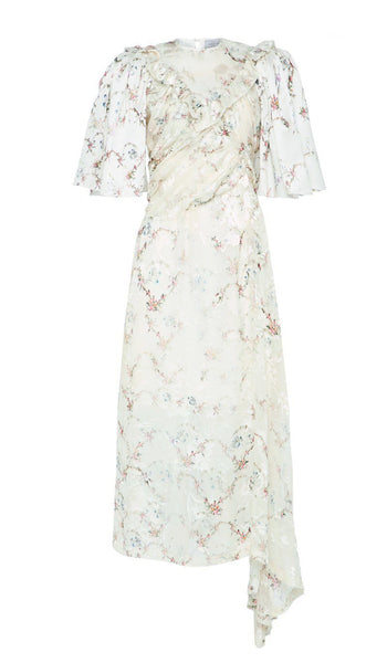 Border Blossom Eleanor Dress