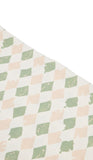 PISTACHIO HARLEQUIN REGULAR TABLE CLOTH