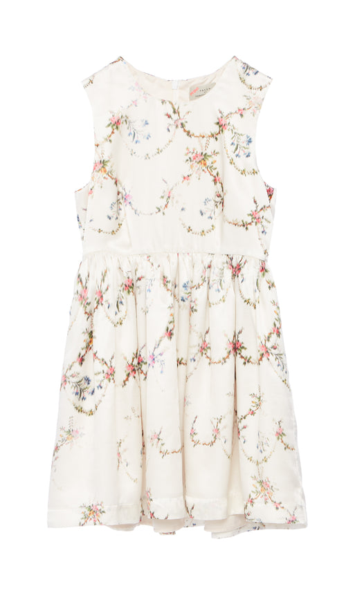 Border Blossom Mini Deborah Dress