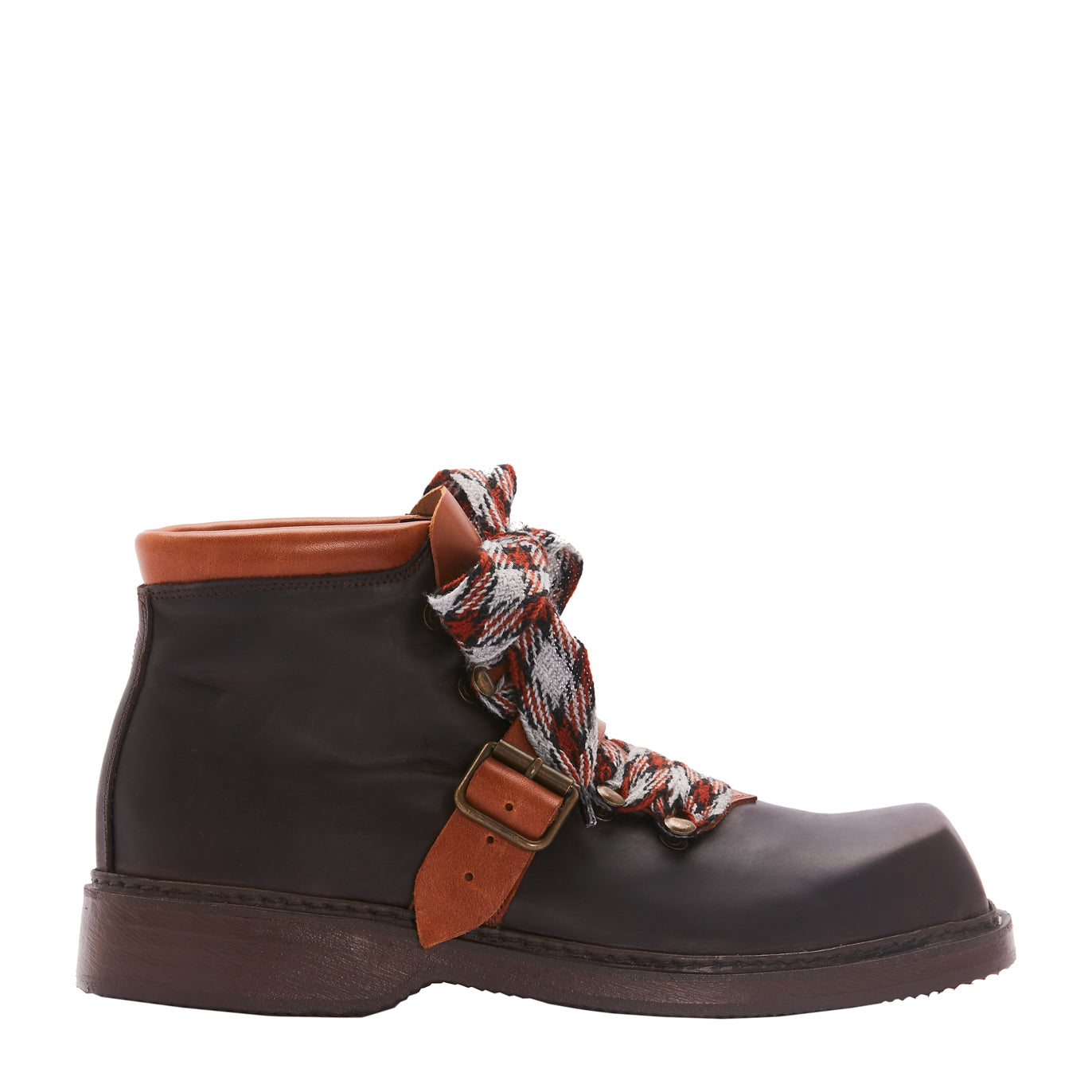 Brown Zen Boot