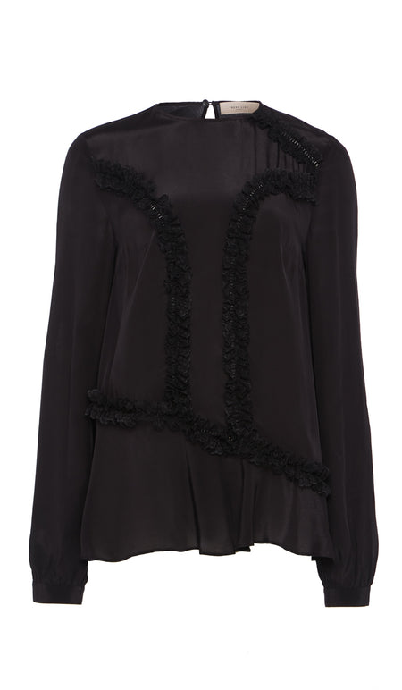 CATALINA BLOUSE BLACK