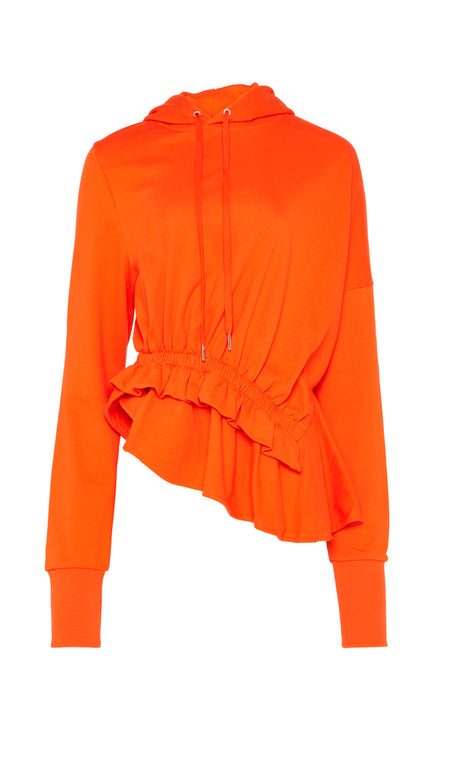 LIANA BLOUSE ORANGE