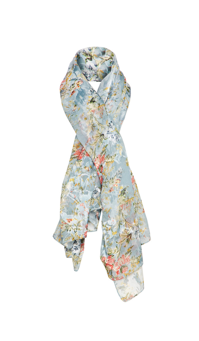 EXCLUSIVE LARGE TAPESTRY SCARF