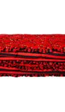 RED HERITAGE FLORAL QUILTED EIDERDOWN