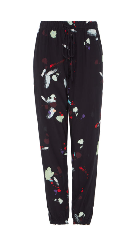 AISHA SWEATPANTS BLACK