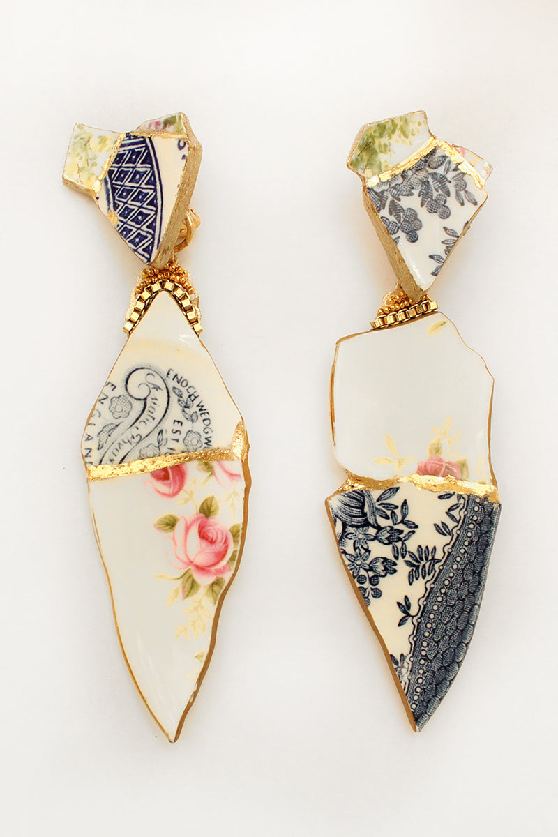 06-08-09 ETSUKO CLIP-ON EARRINGS BY PREEN X VICKI SARGE